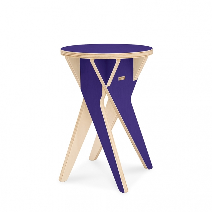Banco Ballet CB Violeta | FITTO | Madeira, Design e Arte