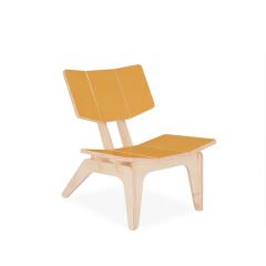 Cadeira Infantil Carambelinha - Amarelinha