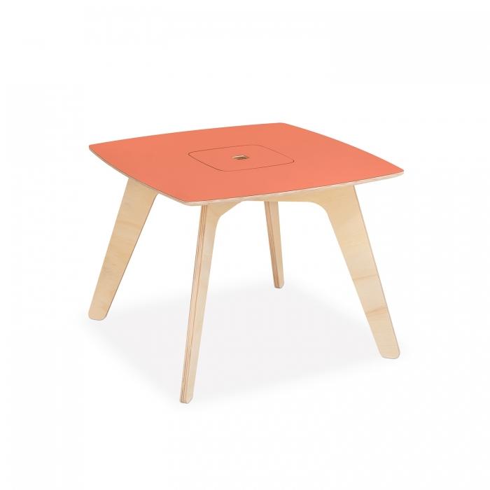 Mesa de Atividades Infantil Barn Rosa Bebê | FITTO DESIGN