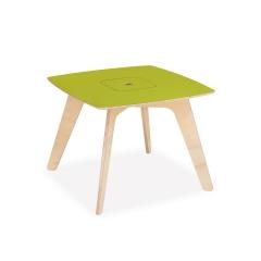 Mesa de Atividades Infantil Barn Verde Limão