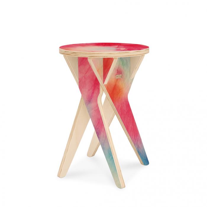 Banco Ballet Tie Dye | FITTO DESIGN
