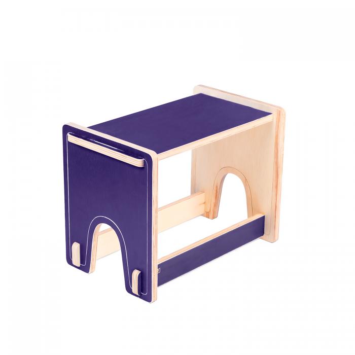 Banco Benchi CB Violeta | FITTO | Madeira, Design e Arte
