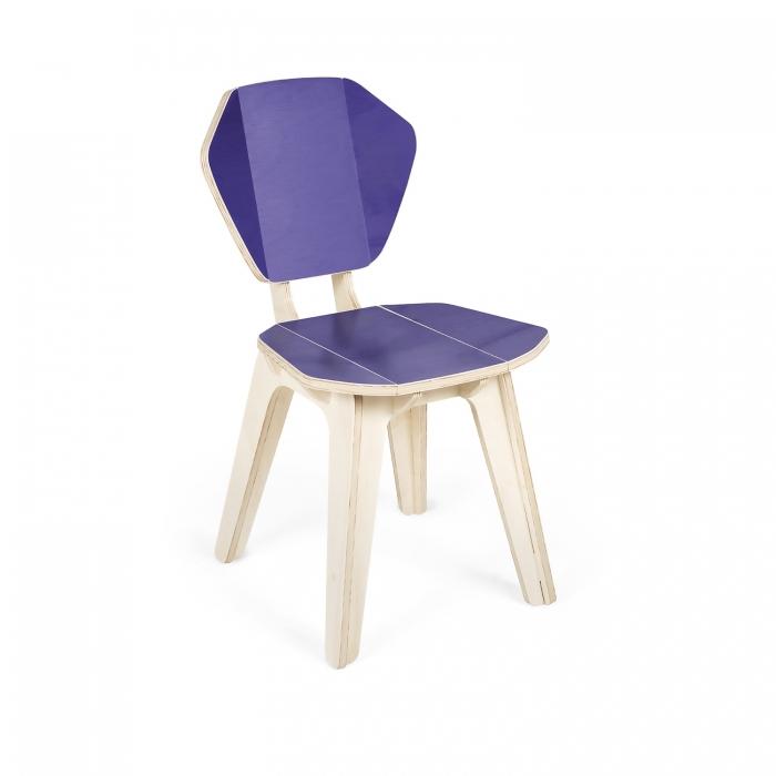 Cadeira Pétala CB Violeta
