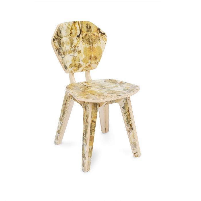 Cadeira Pétala Nara Guichon Flor da Praia | FITTO
