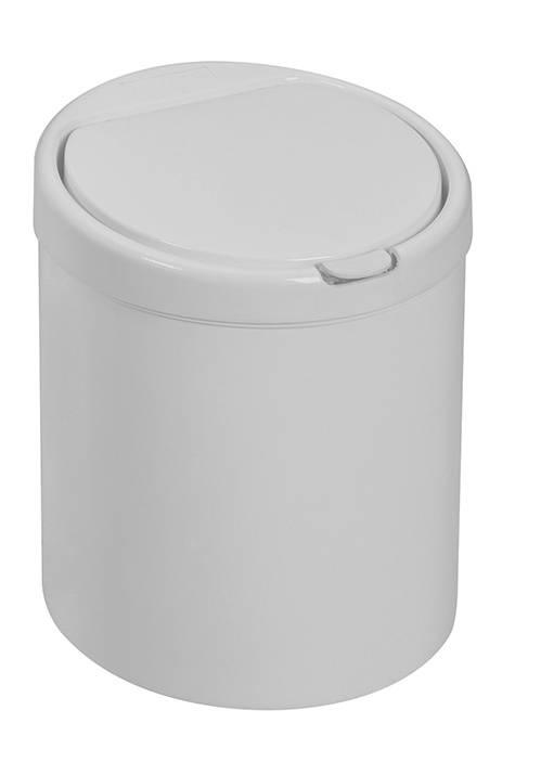 Lixeira Plástica Click - 3 Litros  (Unidade)