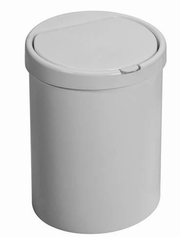 Lixeira Plástica  7,5 Litros Click (Unidade)