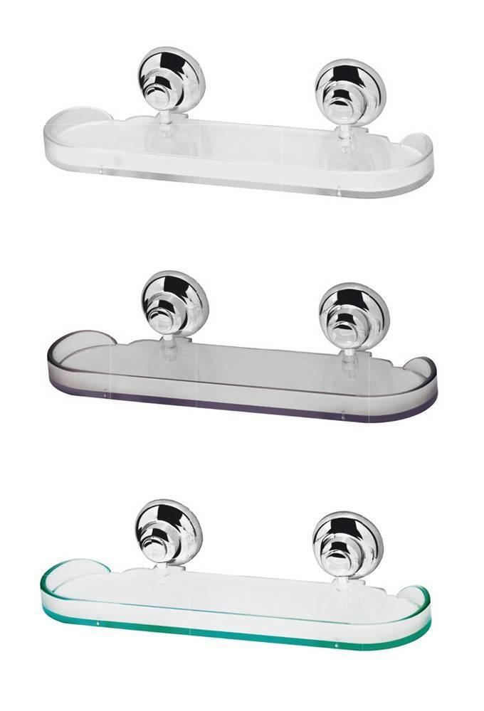 Porta-Shampoo Cromado (Unidade)