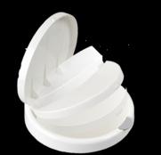 TAMPA CLICK (NOVO SISTEMA) 3, 5 e 7,5 litros | Purimax