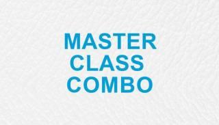 Curso Master Class COMBO