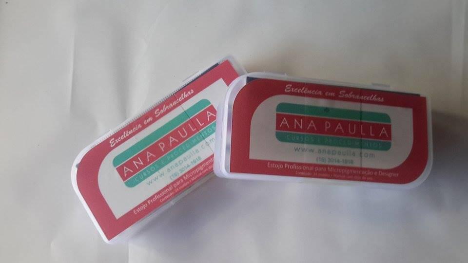 Moldes para Design de Sobrancelha - Loja Ana Paulla