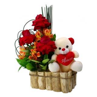 Amar é | Florisbella Floricultura