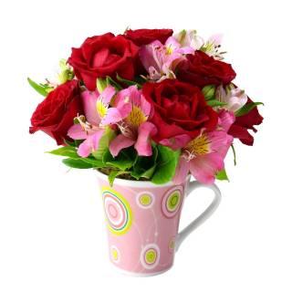 Chá das Rosas | Florisbella Floricultura