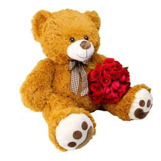 Love Urso | Florisbella Floricultura