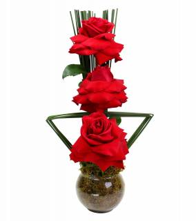 Três Preciosas   Florisbella Floricultura