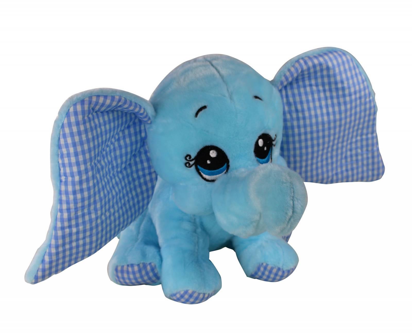 Elefante Azul  - Florisbella - Matriz Campinas