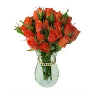 Charme de Mini Rosa | Florisbella Floricultura