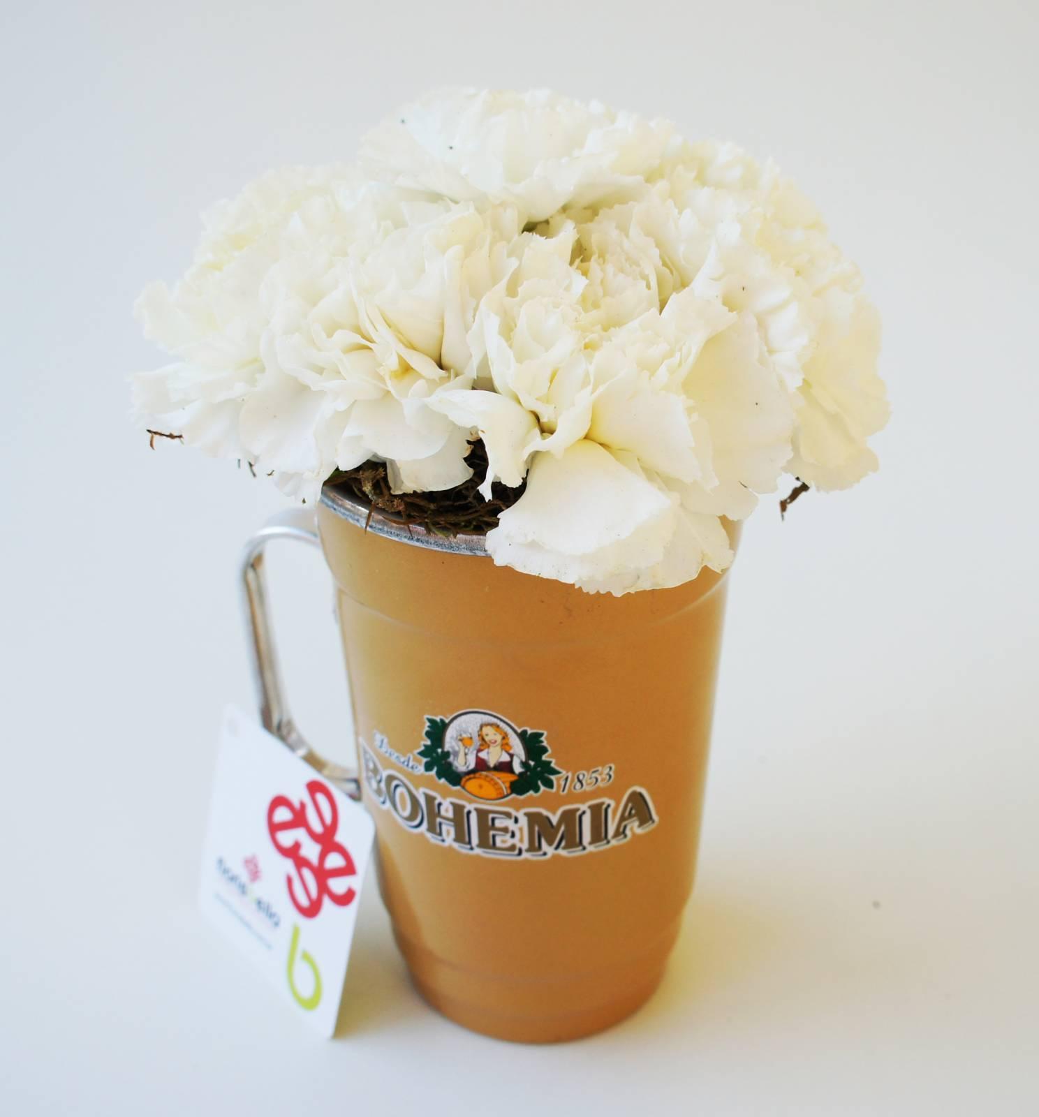 Pai Cervejeiro Bohemia  - Florisbella - Matriz Campinas