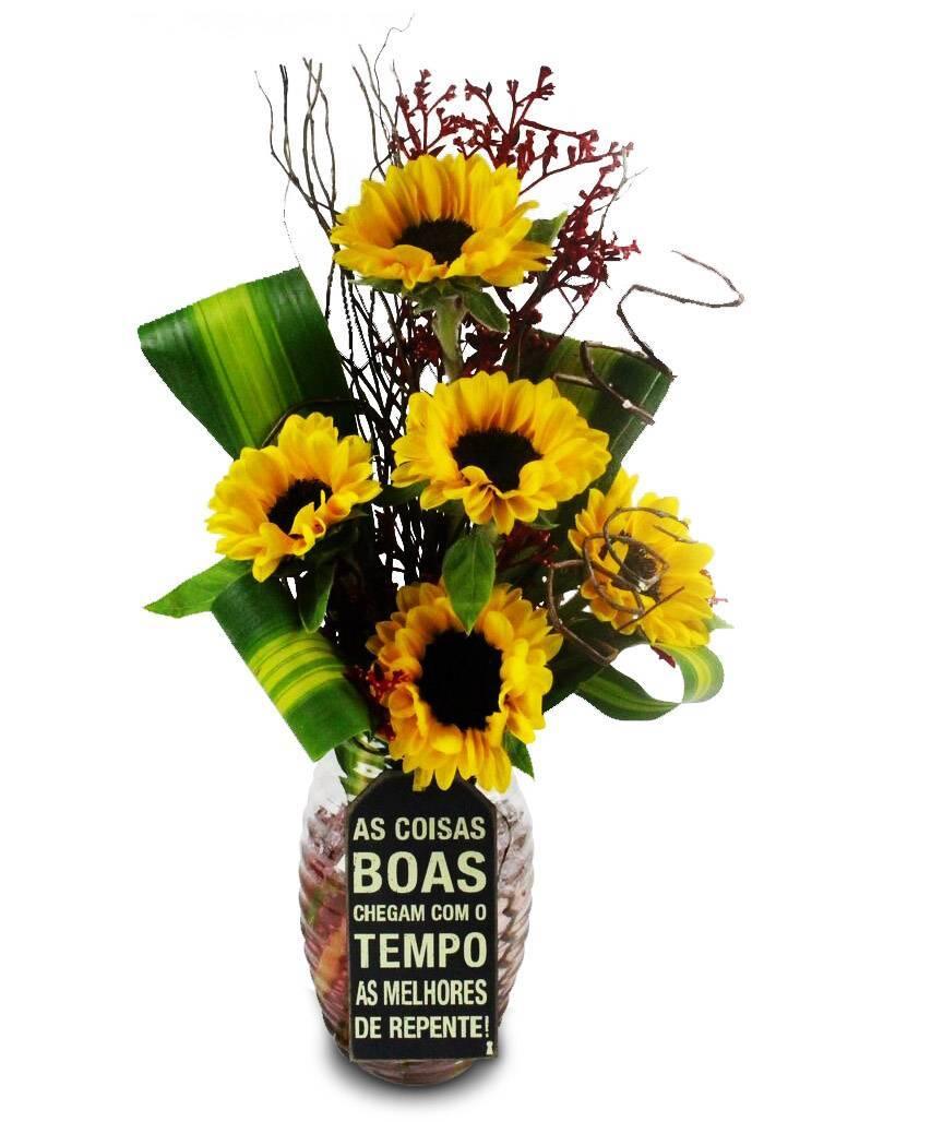 Coisas boas vem com o tempo  - Florisbella - Matriz Campinas