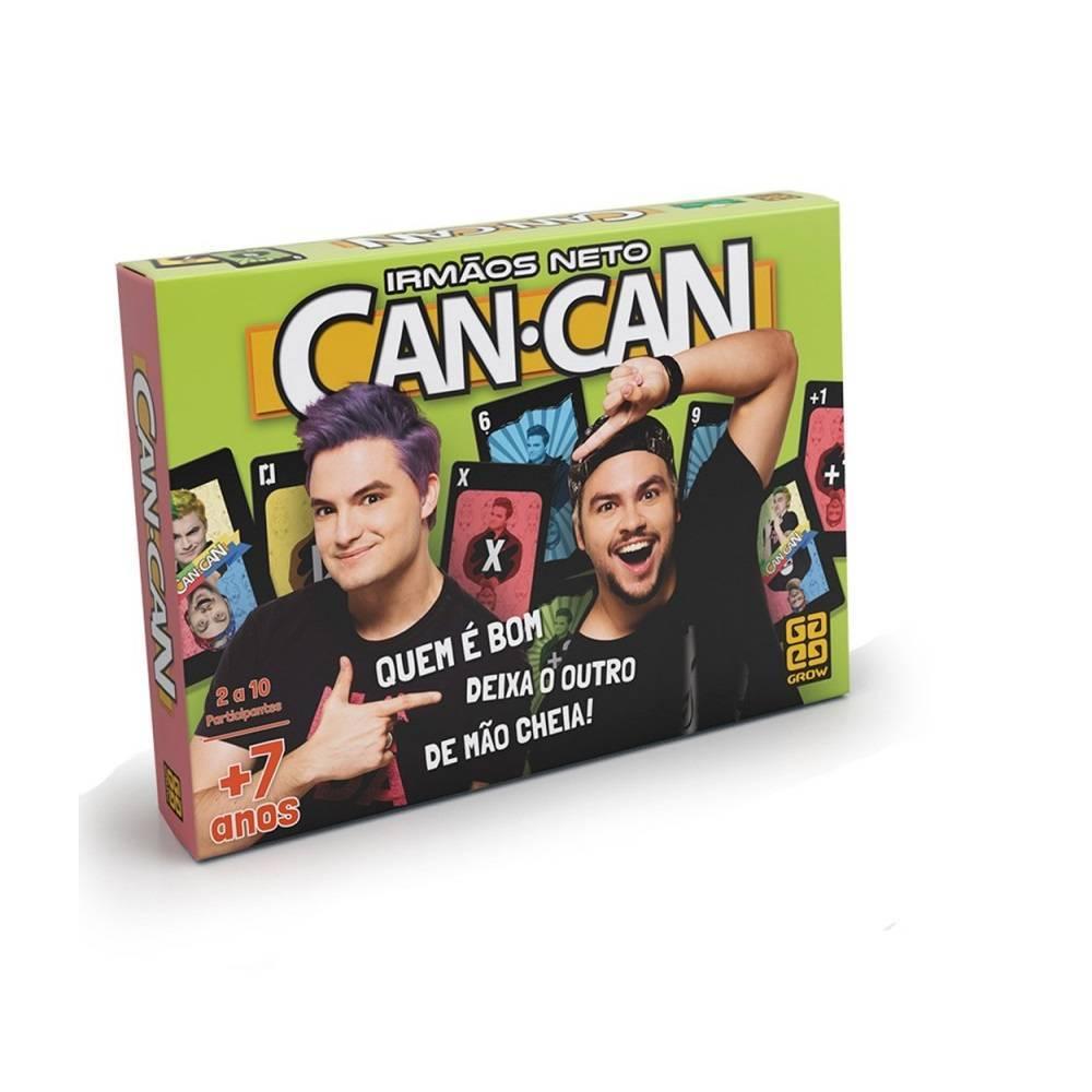 Can Can Irmãos Neto - Grow 03638 - Noy Brinquedos