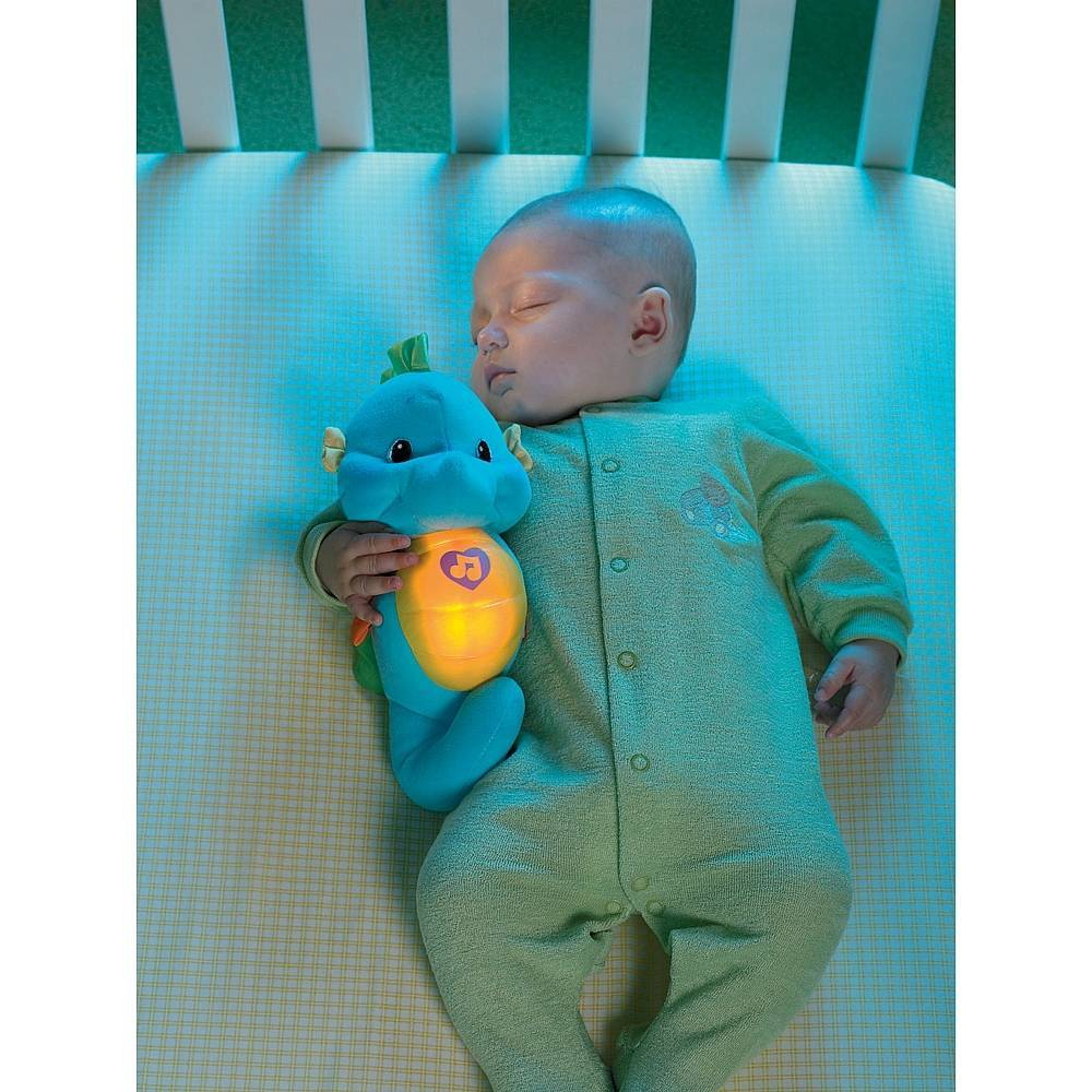 Cavalo Marinho Com Luzes Fisher-Price - Mattel DGH82 - Noy Brinquedos