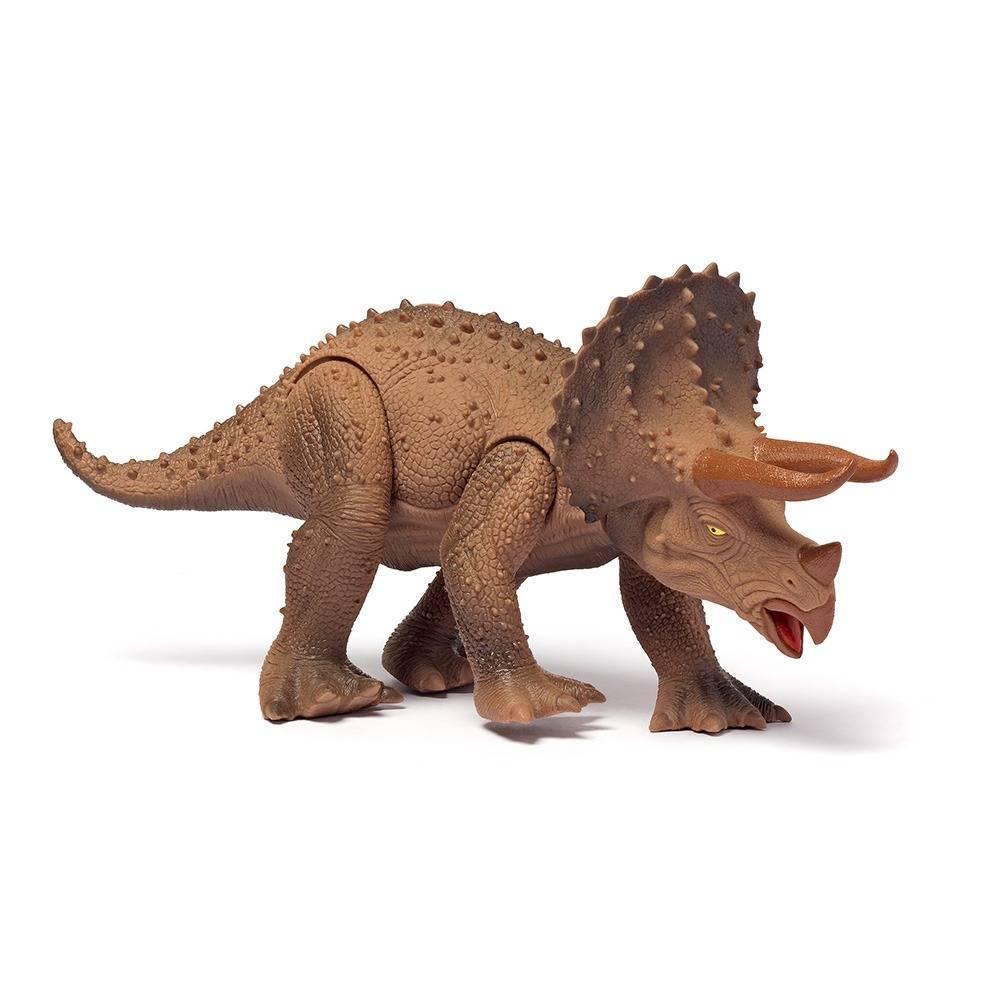 Triceratops Dino World - Cotiplás 2089 - Noy Brinquedos