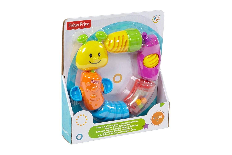 Caterpillar Básico Fisher-Price - Mattel W9834 - Noy Brinquedos