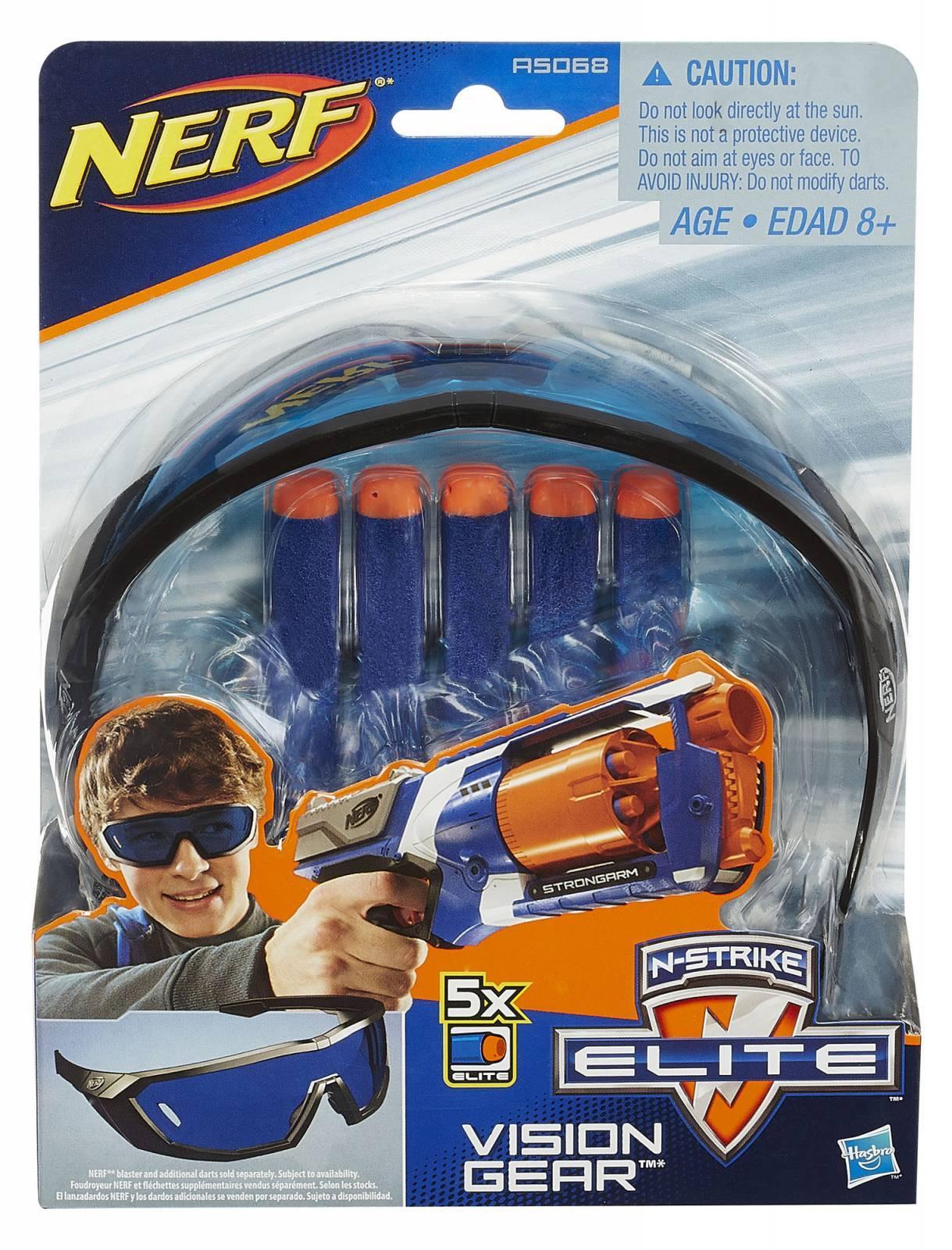 Vision Gear Nerf Elite- Hasbro A5068 - Noy Brinquedos