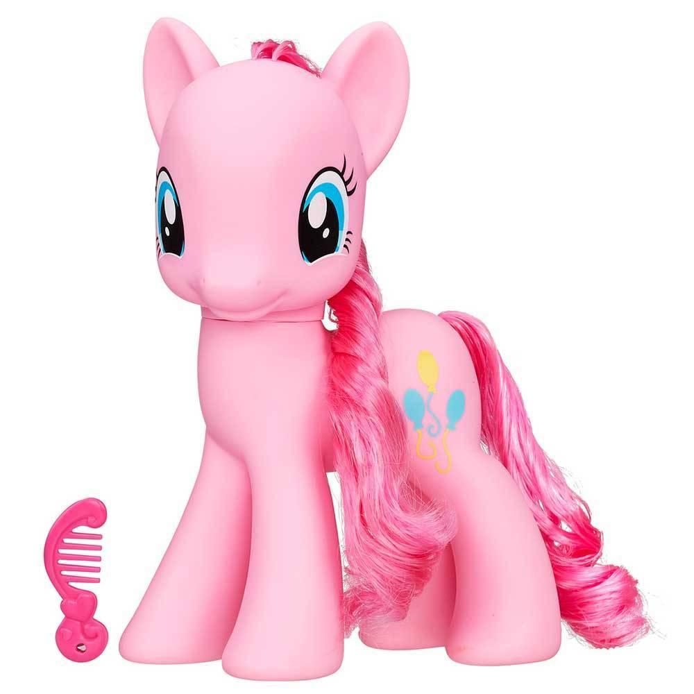 Pinkie Pie 20 cm My Little Pony - Hasbro B2828 - Noy Brinquedos