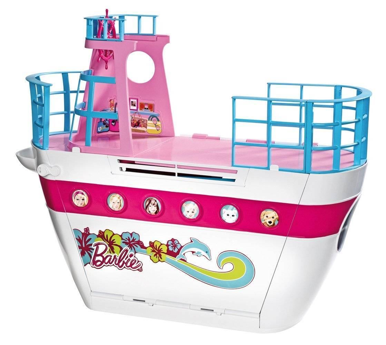 Navio Cruzeiro da Barbie - Mattel FHW46 - Noy Brinquedos