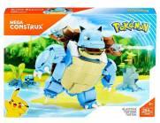 Blastoise Mega Construx Pokemon - Mattel FPM99