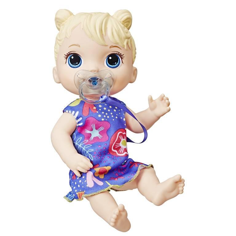 Loira Bebê Primeiros Sons Baby Alive - Hasbro E3690 - Noy Brinquedos