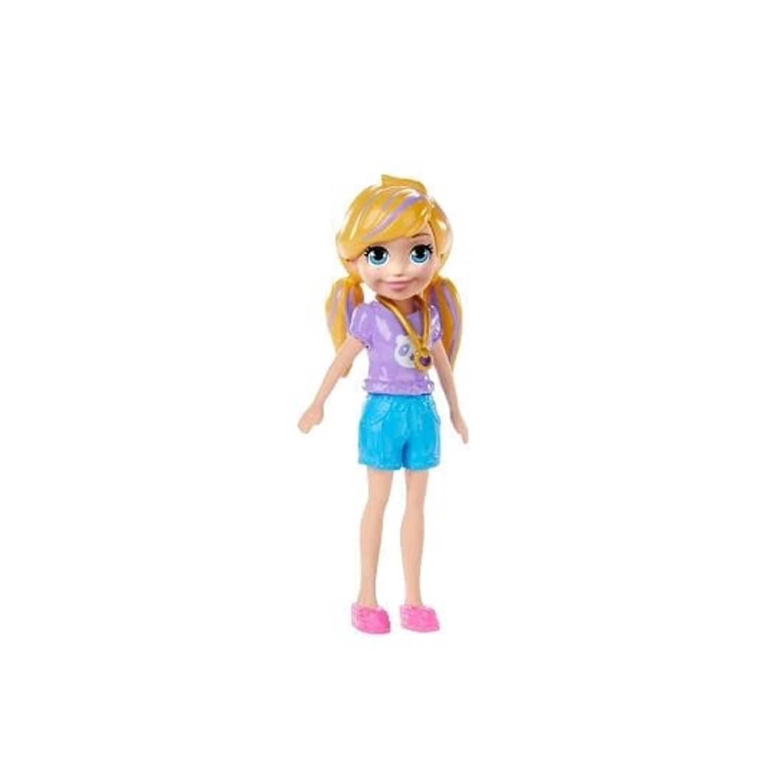 Bermudinha Azul Polly Pocket - Mattel FWY23 - Noy Brinquedos