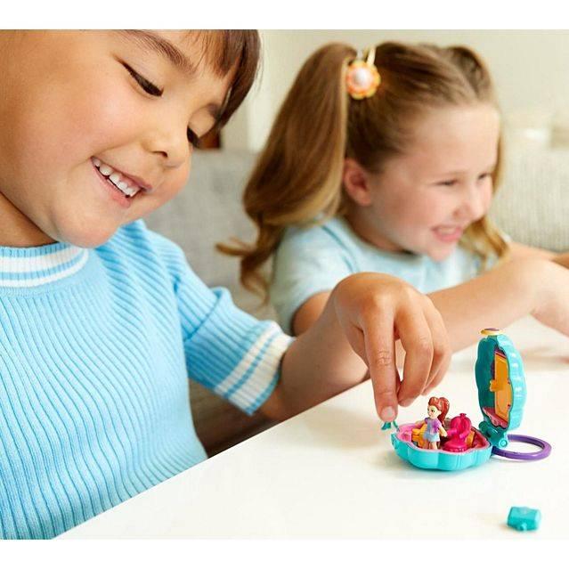 Mini Ateliê Polly Pocket - Mattel FRY31 - Noy Brinquedos