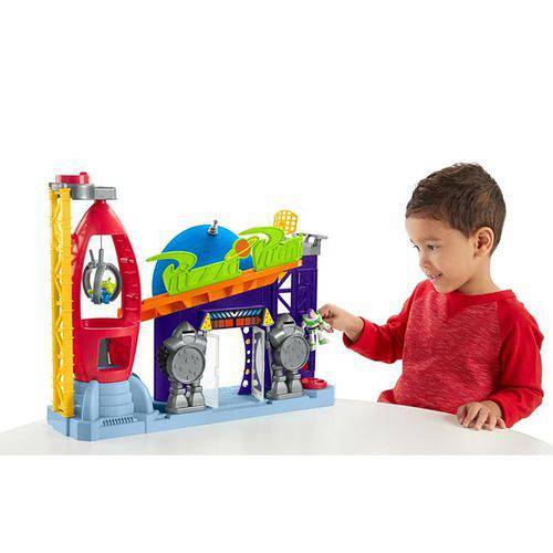 Imaginext Toy Story Pizza Planet - Mattel GFR96 - Noy Brinquedos