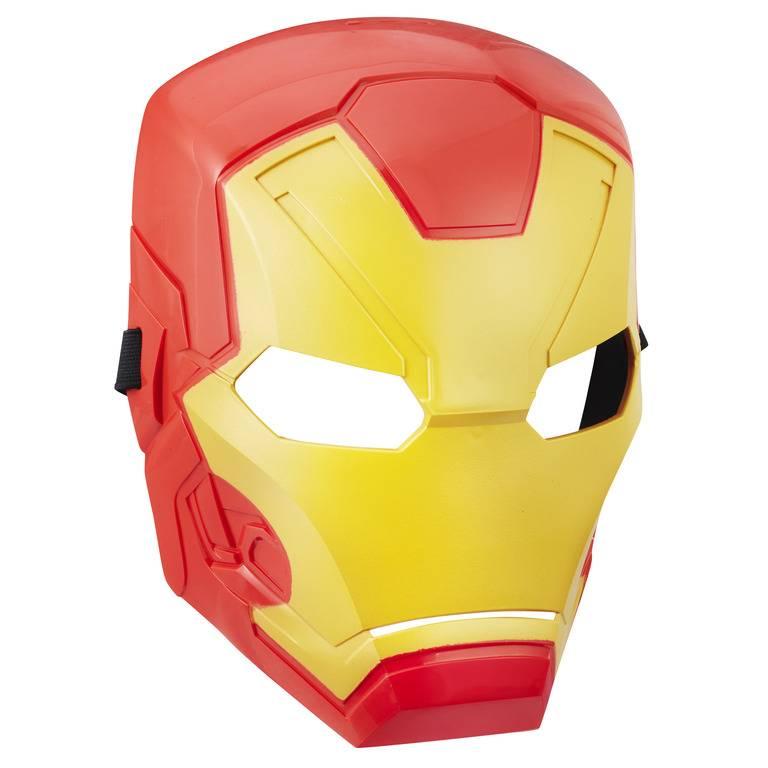 Homem de Ferro Máscara Básica Ultimato - Hasbro C0481 - Noy Brinquedos