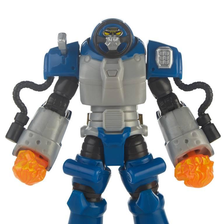 Boneco Smash Beastbot Deluxe Power Rangers - Hasbro E5928 - Noy Brinquedos
