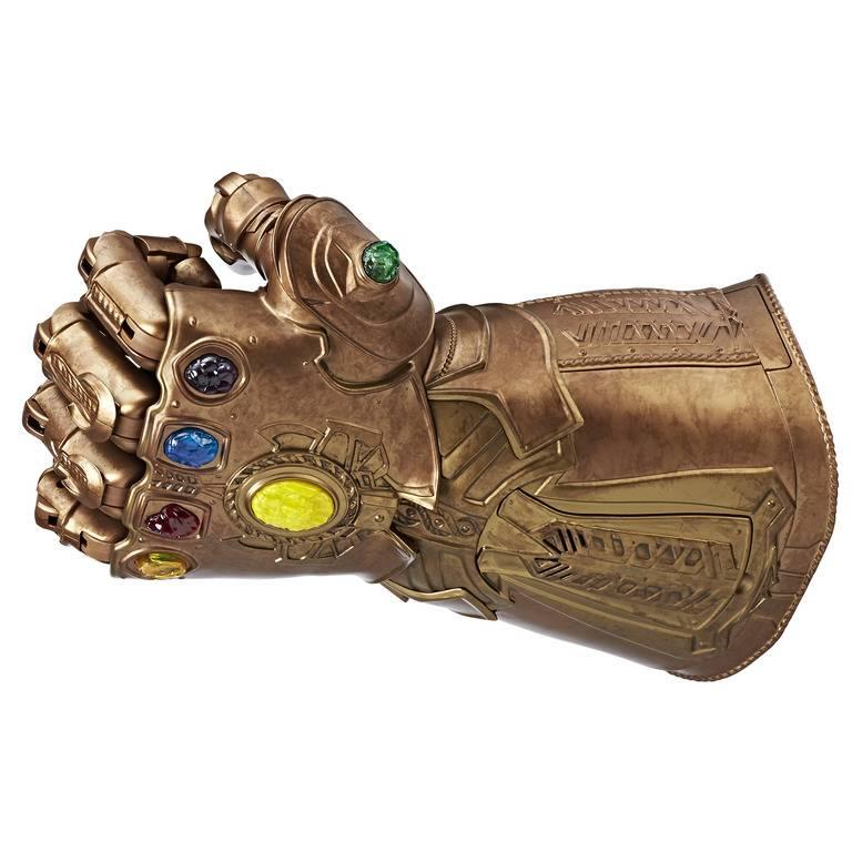 Manopla Thanos Articulada Marvel Legends - Hasbro E0491 - Noy Brinquedos