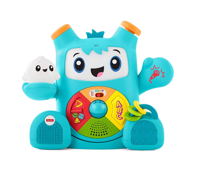 Rockit Interativo Fisher-Price - Mattel FXC99 - Noy Brinquedos