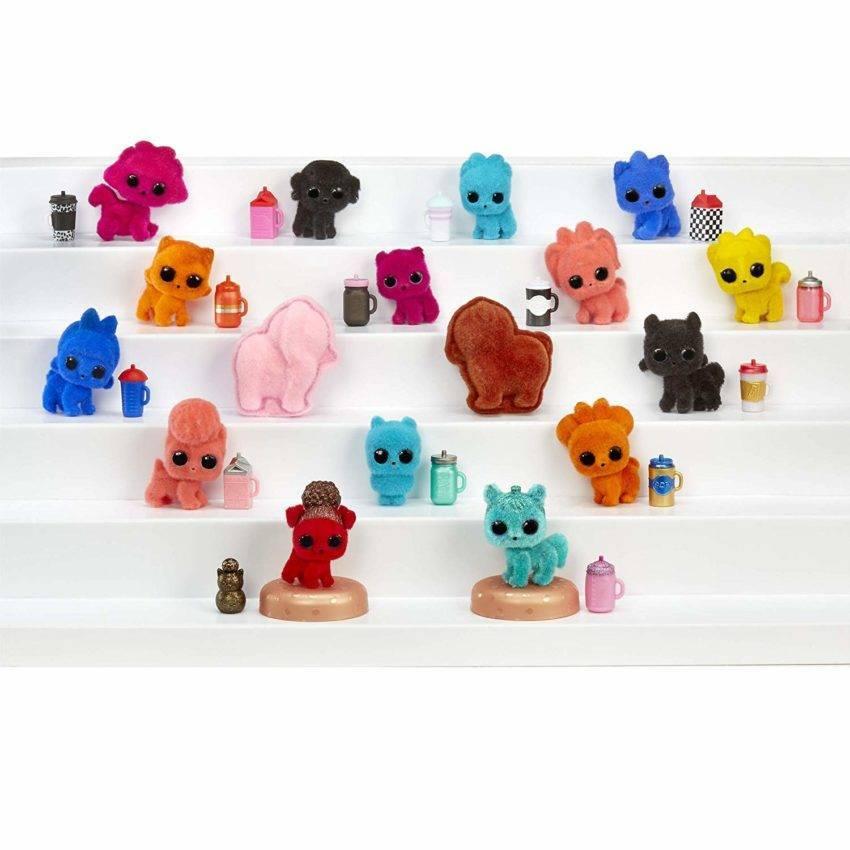 LOL Surprise Fuzzy Pets - Candide 8923 - Noy Brinquedos