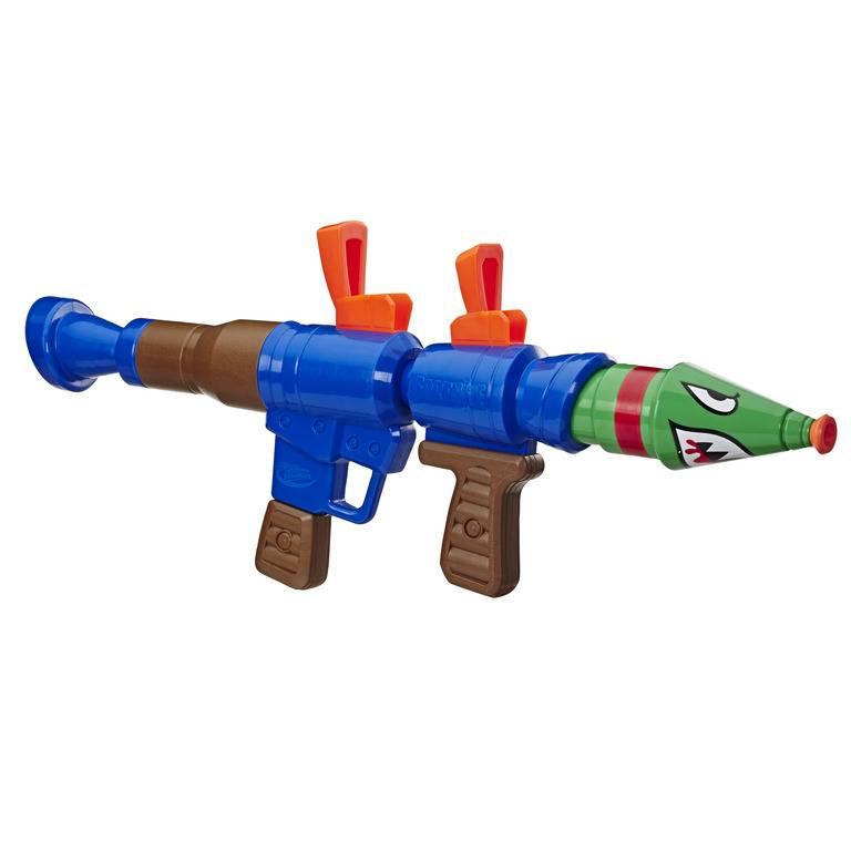 Nerf Super Soaker Fortnite RL - Hasbro E6874 - Noy Brinquedos