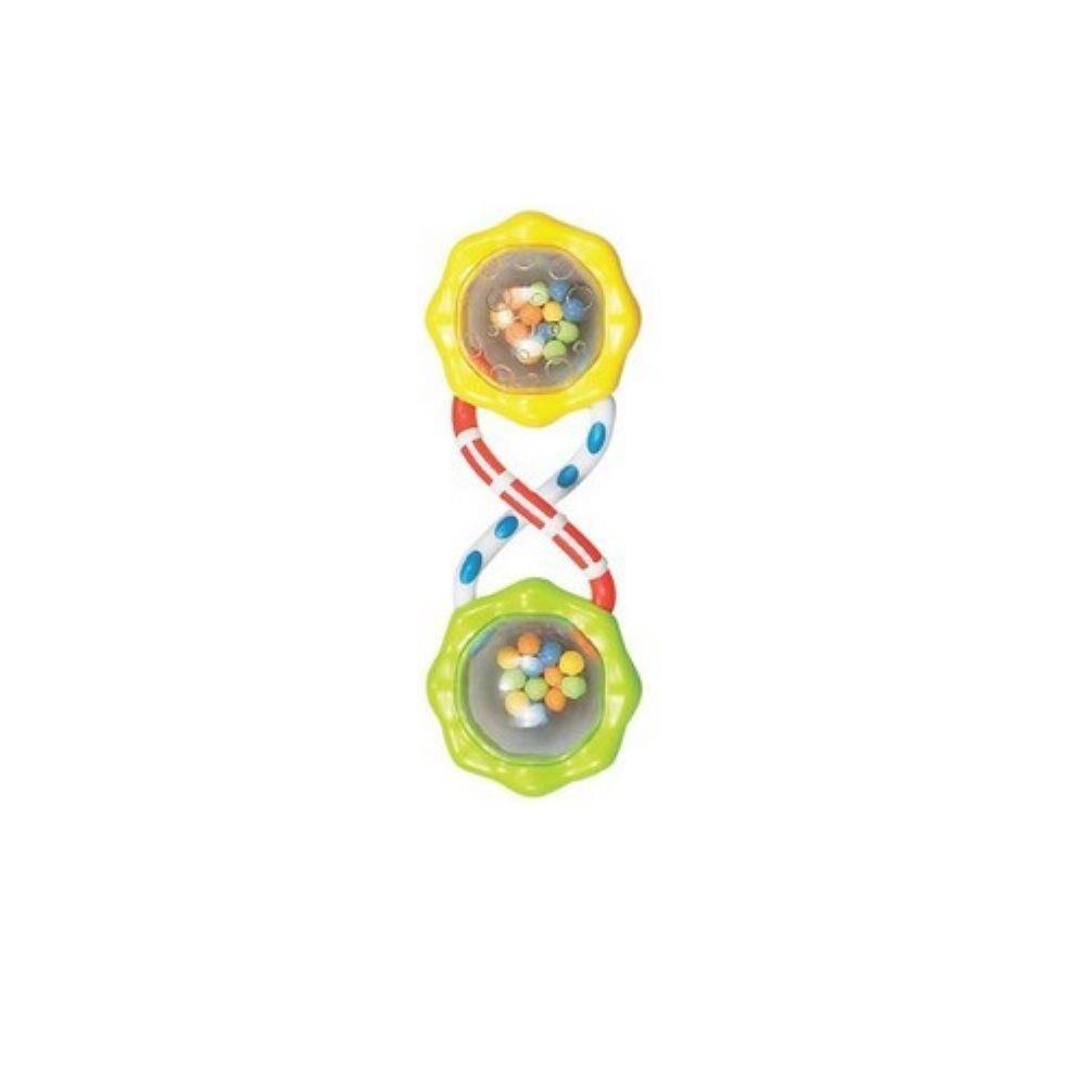 Chocalho Círculos - Zoop Toys ZP00040 - Noy Brinquedos