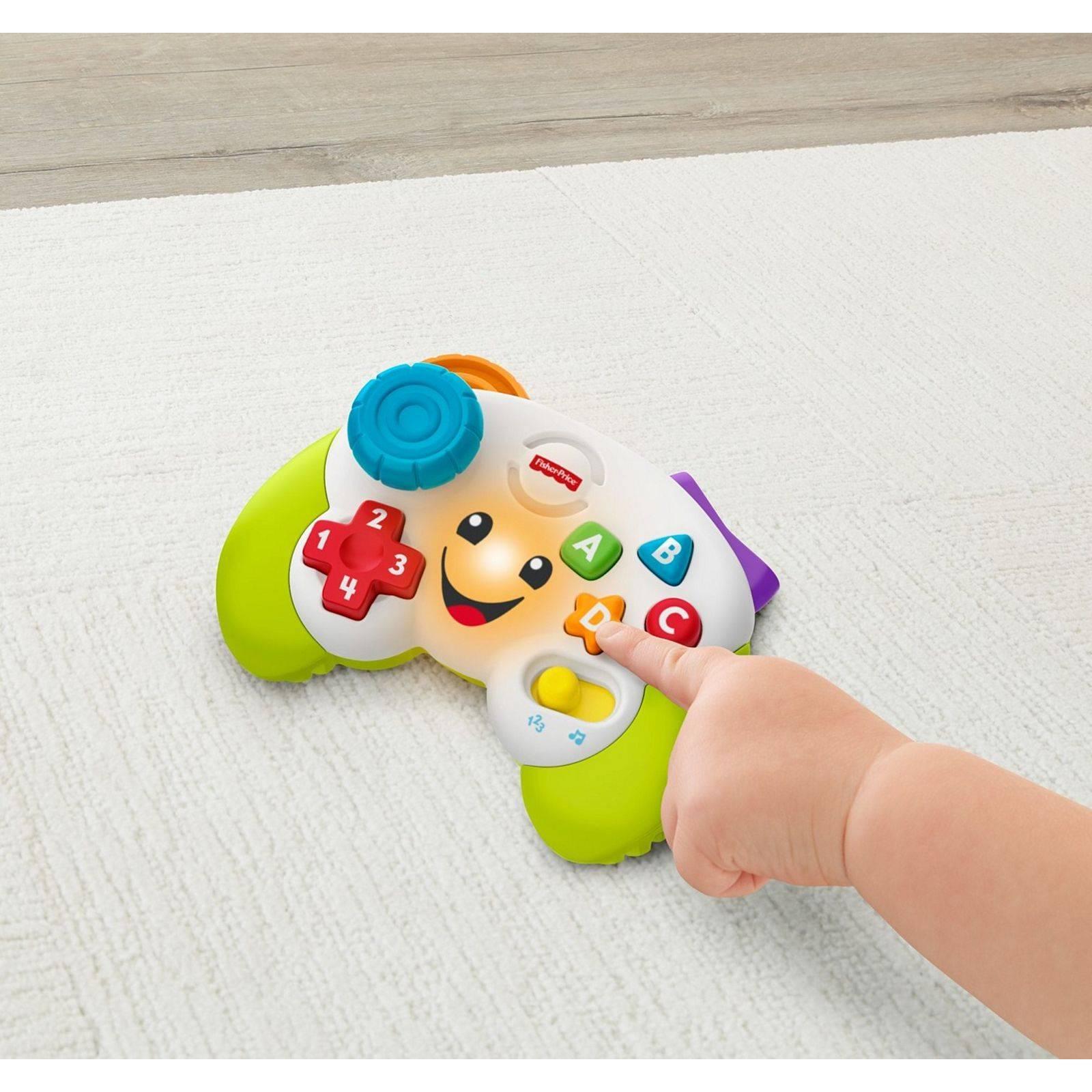 Controle de Vídeo-Game Fisher-Price - Mattel FWG11 - Noy Brinquedos