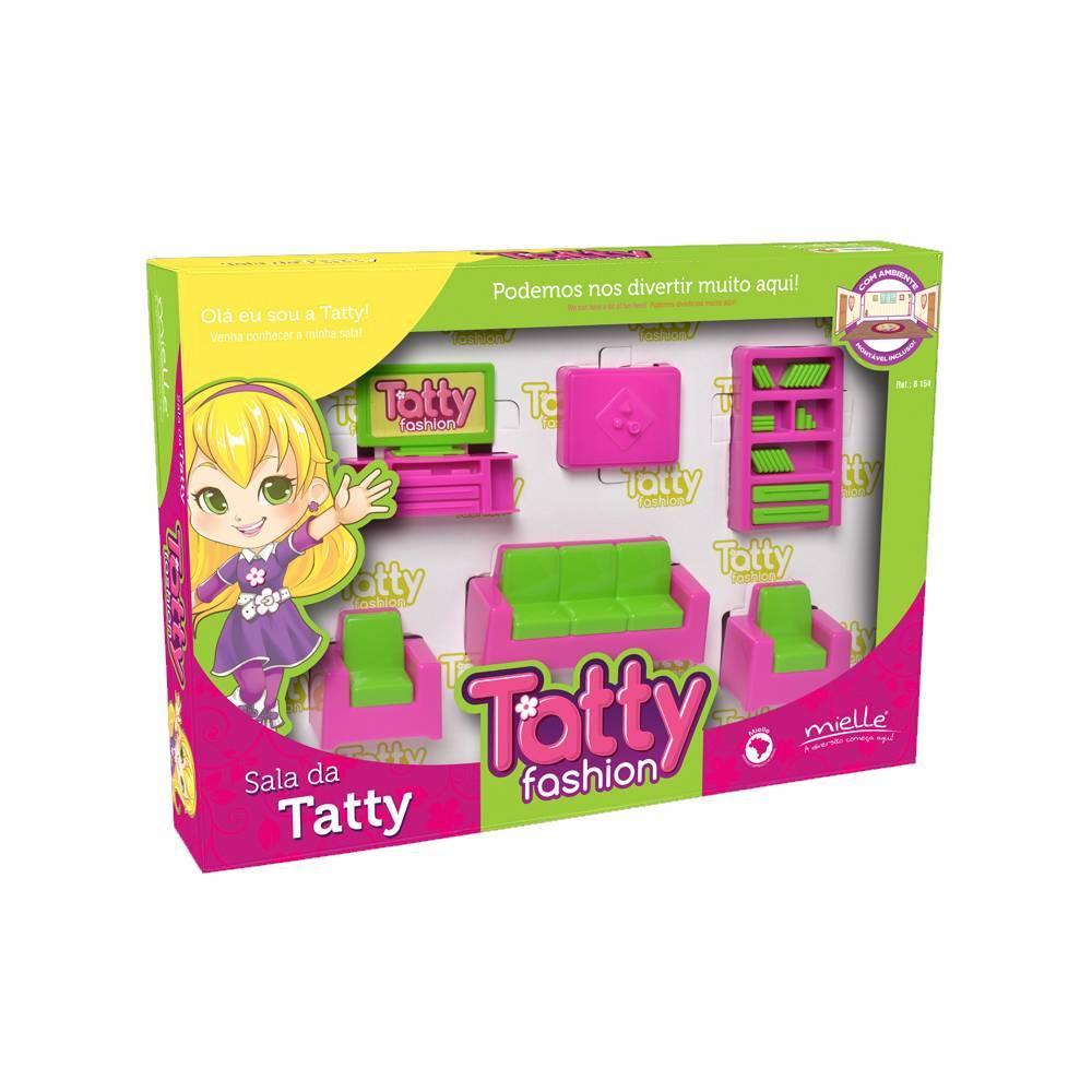 Mini Sala Tatty Fashion - Mielle B154 - Noy Brinquedos