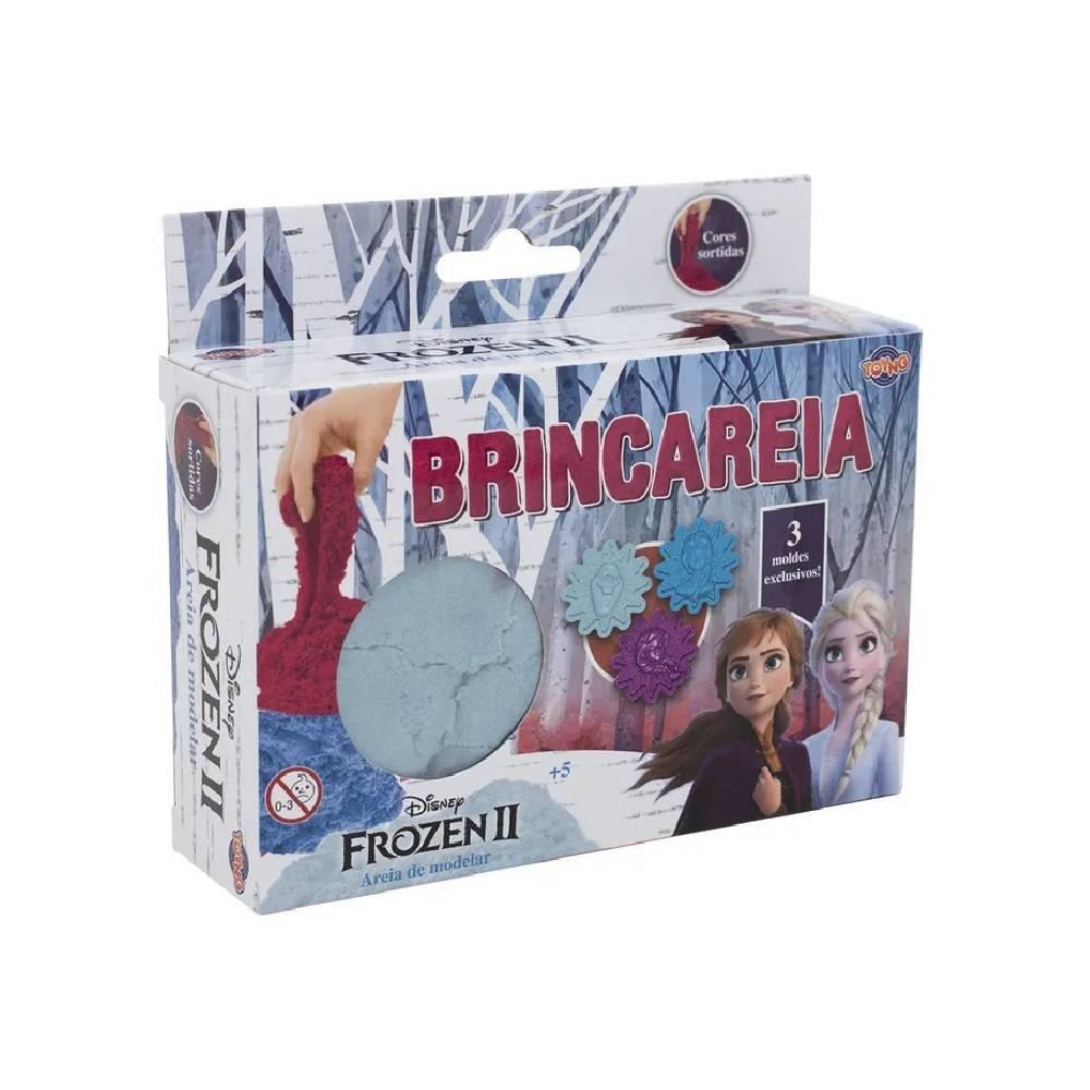 Caixa de Areia de Modelar Brincareia Frozen 2 - Toyng 038004 - Noy Brinquedos