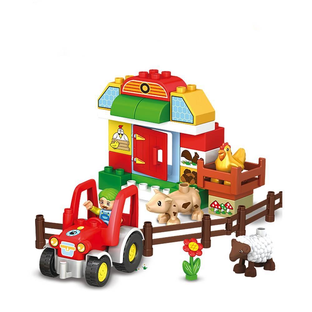 Um Dia Na Fazenda - Zoop Toys ZP00654  - Noy Brinquedos