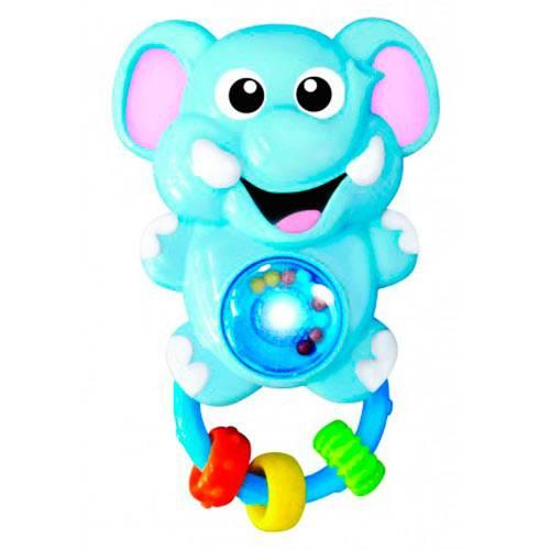 Zoops Amigo Chocalho Musical  - Noy Brinquedos