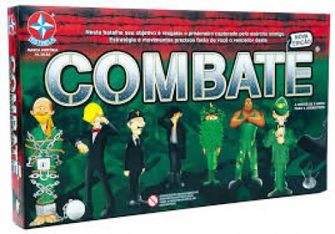 JOGO COMBATE - Estrela 1201602900040 - Noy Brinquedos