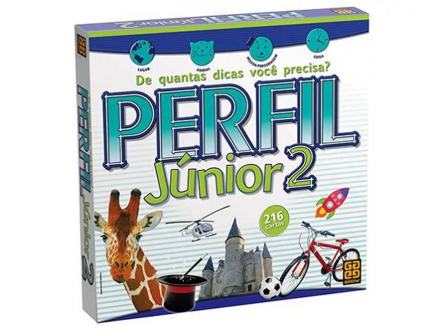 Perfil Junior Volume 2 - Grow 01979 - Noy Brinquedos
