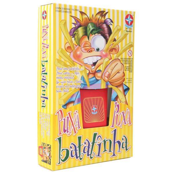 Jogo Puxa-Puxa Batatinha - Estrela 1001616900032 - Noy Brinquedos