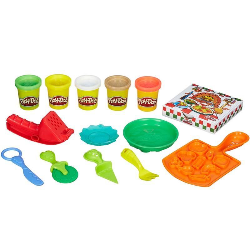Play Doh Festa Da Pizza  - Hasbro B1856 - Noy Brinquedos